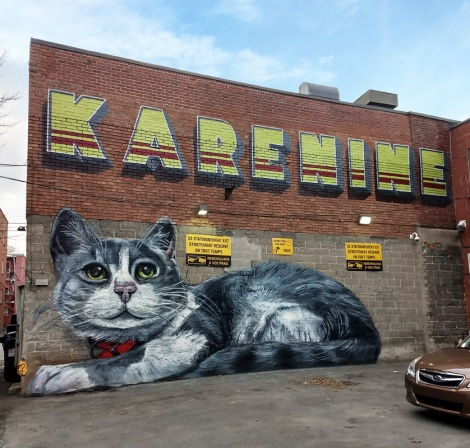 Kor on cat and Hoar on letters, in Rosemont