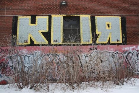 Graffiti by Kor from HoarKor