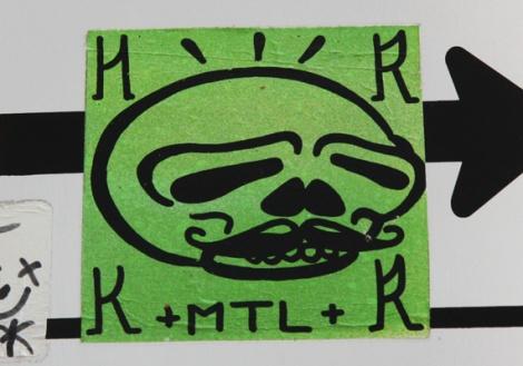 HRKR sticker