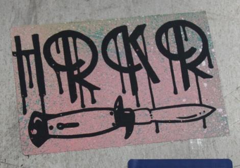 HRKR aka HoarKor sticker