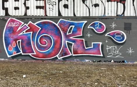 Kor piece in Rosemont