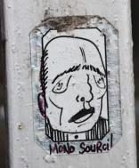 Mono Sourcil sticker