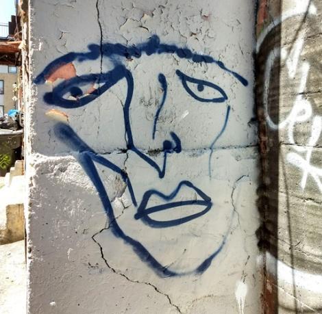 figurative tag by Mono Sourcil