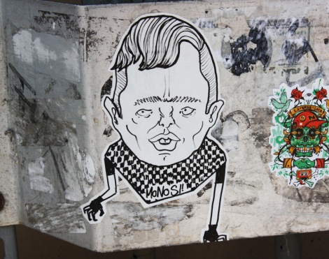 paste-up by Mono Sourcil