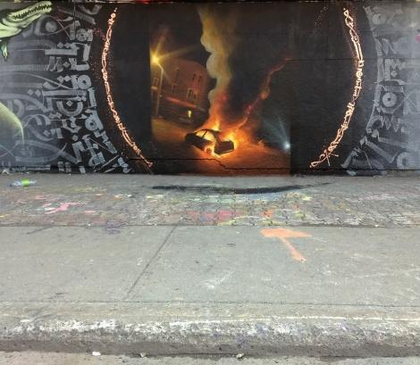 Monk.e at the PSC legal graffiti wall