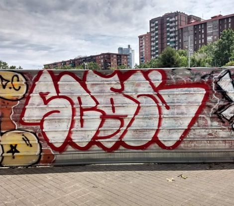 Scan throw in Barcelona