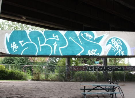 throw by Scaner in Mile End