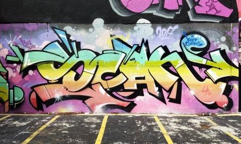 Scaner in Wynwood, Miami
