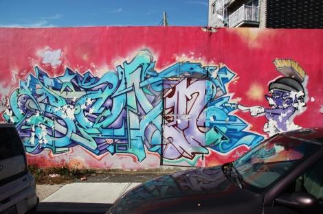 Scaner piece found in NDG