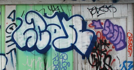 Scaner graffiti