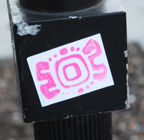 sticker by Mother Superior