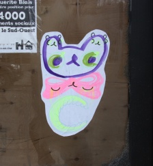 paste-up by Zu