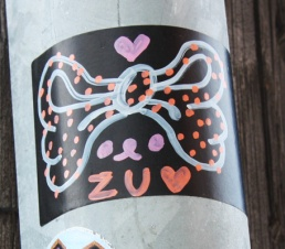 sticker by Zu