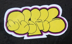 sticker by Cures?