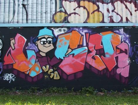 G-ser? graffiti