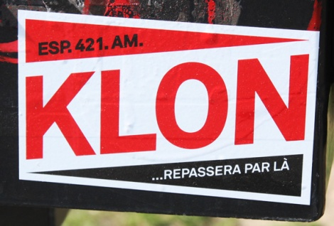Klon [ESP] sticker