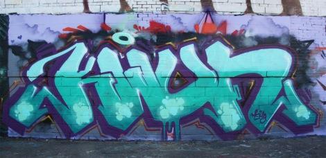 Kwun graffiti