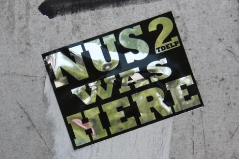 Nus2 sticker