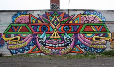Chris Dyer piece for Chromatic Festival