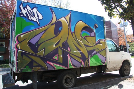 truck side by F.One