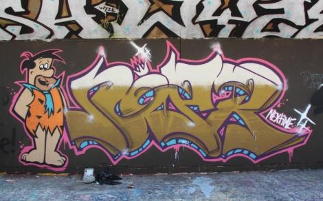 Noper on PSC legal graffiti wall