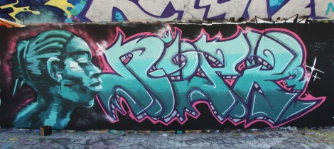 Noper on PSC legal graffiti wall