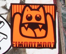 El Moot Moot sticker