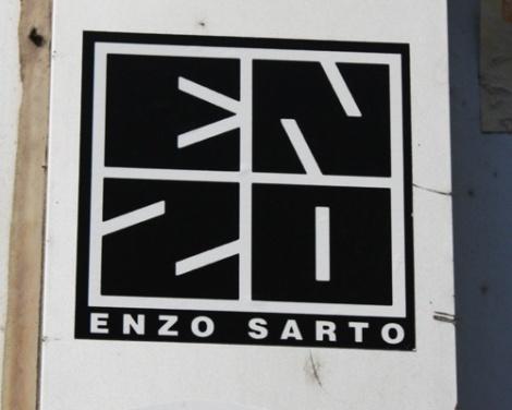 Enzo Sarto sticker