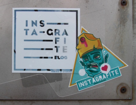 Instagrafite stickers