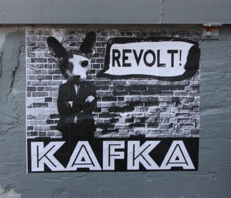 poster by Kafka