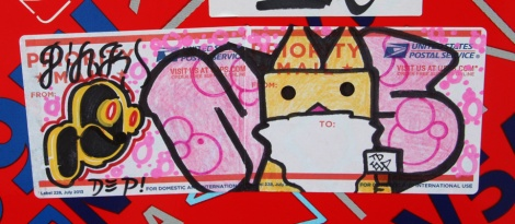 Sticker by Nustwo and Pink