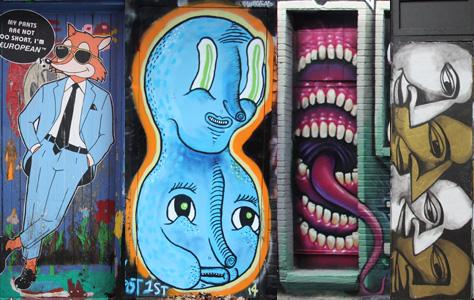 Montreal doors