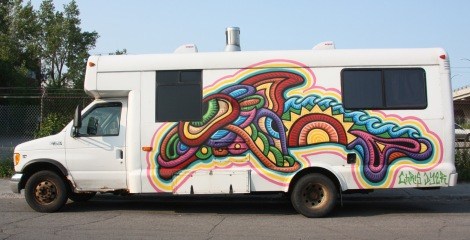 Chris Dyer piece on wheels