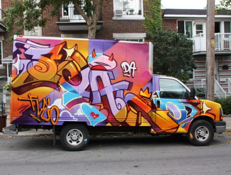 truck side by Fleo