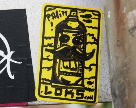 sticker by Loks