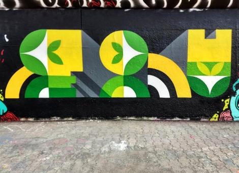 Peru at the PSC legal graffiti wall