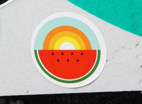 Peru143 sticker