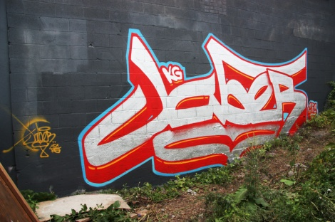 Jaber piece in the Plateau