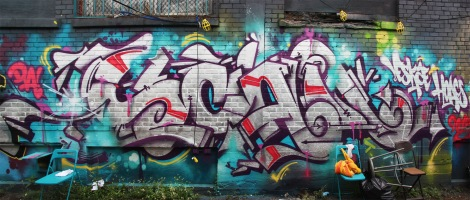 Scaner piece in the Plateau