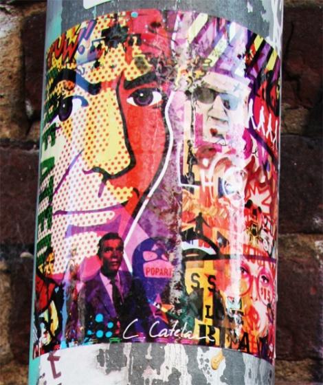 Christophe Catelain sticker
