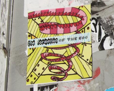 sticker by an unidentified artist