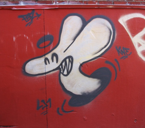 small piece by Lapin