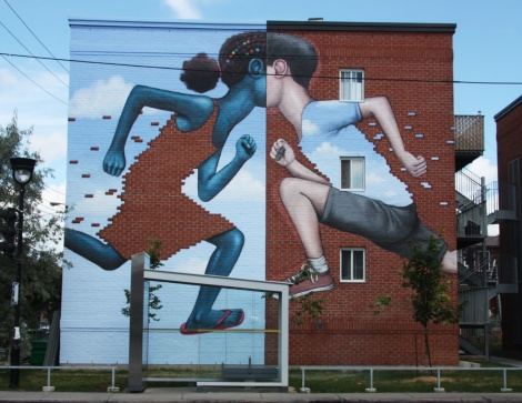 Seth mural on Papineau for Mu