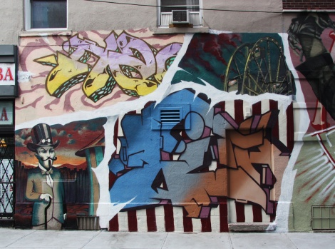 Crazy Apes' contribution to the 2015 edition of the Under Pressure Festival part 1 featuring Narc and Lith