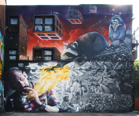 K6A's contribution to the 2015 edition of the Under Pressure Festival featuring Axe, Monk.e, Fleo, Phile and Dodo Osé