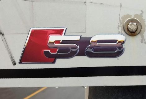 Five Eight sticker