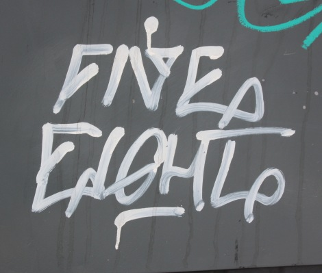 Five Eight tag