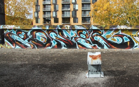 Zoner on upper Plateau rooftop