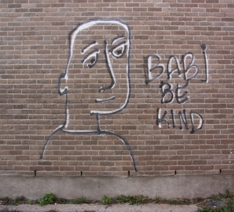 figurative tagging by unidentified artist