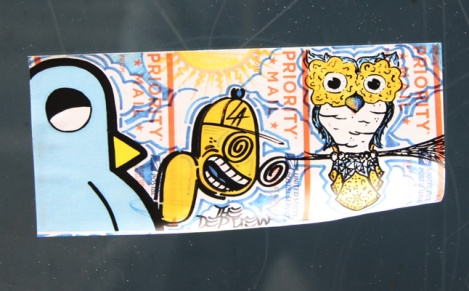 sticker by ROC514. Cantstopink and DMT (IMVGINVTI)